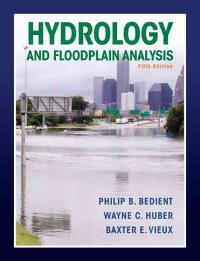 Hydrology homework help