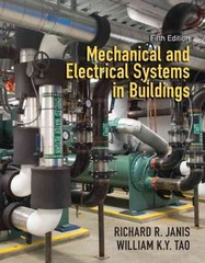 Mechanical and Electrical Systems in Buildings 5th edition 9780138015626 0138015627