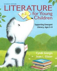Literature for Young Children 7th Edition 9780132685801 0132685809