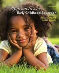 Approaches to Early Childhood Education 6th Edition 9780132657983 0132657988