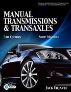 Manual Transmissions and Transaxles 5th Edition 9781435428355 1435428358
