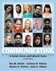 Communicating 12th Edition 9780205029419 0205029418