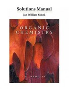 Solutions Manual for Organic Chemistry 8th Edition 9780321773890 0321773896