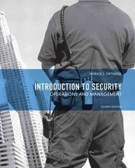 Introduction to Security 4th Edition 9780132682954 0132682958