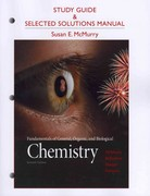 Study Guide and Selected Solutions Manual for Fundamentals of General, Organic, and Biological Chemistry 7th Edition 9780321776105 0321776100