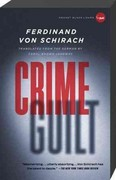 Crime and Guilt 1st Edition 9780307740939 0307740935