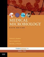 Medical Microbiology 6th edition 9780323087803 0323087809