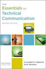 The Essentials of Technical Communication 2nd Edition 9780199890781 0199890781