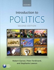 Introduction to Politics 2nd Edition 9780199605729 0199605726