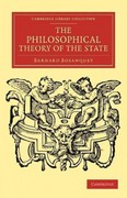 The Philosophical Theory of the State 1st edition 9781108040235 1108040233