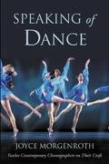 Speaking of Dance 1st Edition 9780415967990 0415967996