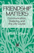 Friendship Matters 1st Edition 9780202304045 0202304043