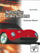 Automotive Brake Systems  (Chek Chart) 4th edition 9780130482037 013048203X