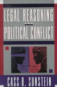 Legal Reasoning and Political Conflict 0 9780195118049 0195118049