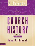 Charts of Modern and Postmodern Church History 0 9780310235309 0310235308