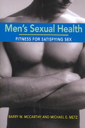 Men's Sexual Health 1st Edition 9780415956383 0415956382