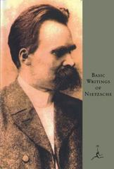 Basic Writings of Nietzsche 0 9780679600008 0679600000
