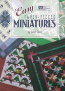 Easy Paper-Pieced Miniatures 0 9781564772091 1564772098