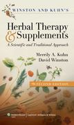Winston & Kuhn's Herbal Therapy and Supplements 2nd edition 9781582554624 1582554625