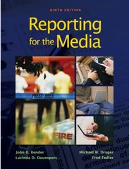 Reporting for the Media 9th Edition 9780195337433 0195337433