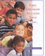 Early Childhood Education Today 8th edition 9780130191311 0130191310