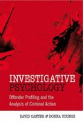Investigative Psychology 1st edition 9780470023976 047002397X