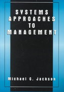 Systems Approaches to Management 1st edition 9780306465062 030646506X