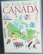 The Kids Book of Canada 0 9781550743159 1550743155