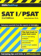 CliffsTestPrep SAT I/PSAT 2nd edition 9780764586118 0764586114