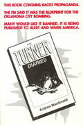 The Turner Diaries 2nd Edition 9781569803929 1569803927