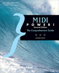 MIDI Power! 2nd edition 9781598630848 1598630849