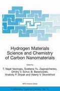 Hydrogen Materials Science and Chemistry of Carbon Nanomaterials 1st edition 9781402026683 1402026684