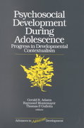Psychosocial Development during Adolescence 0 9780761905332 0761905332