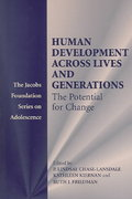 Human Development Across Lives and Generations 1st edition 9780521535793 0521535794