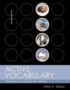 Active Vocabulary 2nd edition 9780321142436 0321142438
