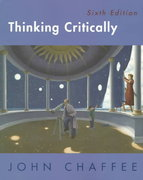 Thinking Critically 6th edition 9780395959312 0395959314
