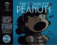 The Complete Peanuts 1953-1954 0 9781560976141 1560976144