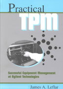 Practical TPM 1st edition 9781563272424 1563272423