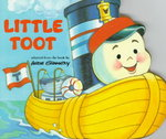 Little toot board book 0 9780448405858 0448405857