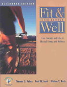Fit and Well 5th edition 9780072930498 0072930497