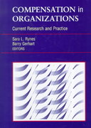 Compensation in Organizations 1st edition 9780787952747 0787952745