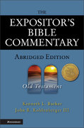 Expositors Bible Commentary 0 9780310254966 0310254965