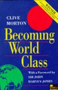 Becoming World Class 1st Edition 9781349136018 1349136018