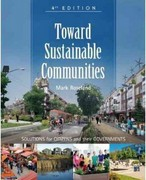 Toward Sustainable Communities 4th Edition 9780865717114 0865717117