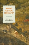 Making Political Geography 2nd Edition 9781442212312 1442212314