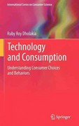 Technology and Consumption 0 9781461421573 1461421578