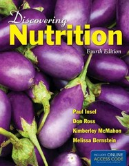 Discovering Nutrition 4th Edition 9781449661335 1449661335