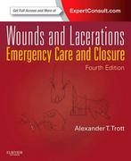 Wounds and Lacerations 4th Edition 9780323074186 0323074189