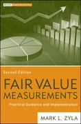 Fair Value Measurement 2nd Edition 9781118229071 111822907X