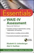 Essentials of WAIS-IV Assessment 2nd Edition 9781118271889 1118271882